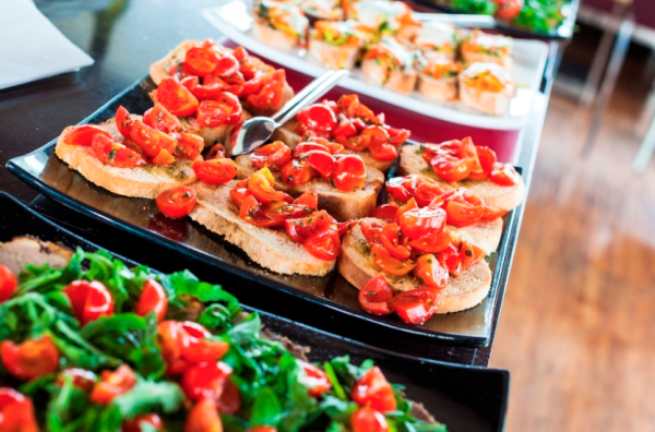 Bedrijfs catering Party catering