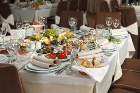 feestje makkelijke eten